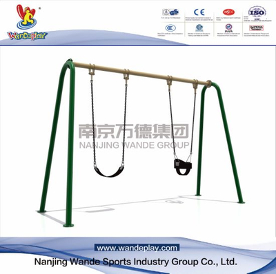Public Baby Swing Outdoor Playset dans le parc